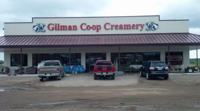 Gilman Co-op Creamery